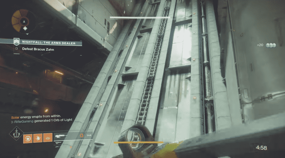 Destiny 2 Nightfall Guide - The Arms Dealer, how to guide !