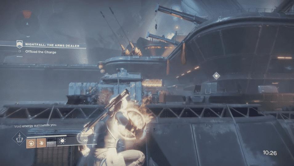 Destiny 2 Nightfall Guide - The Arms Dealer