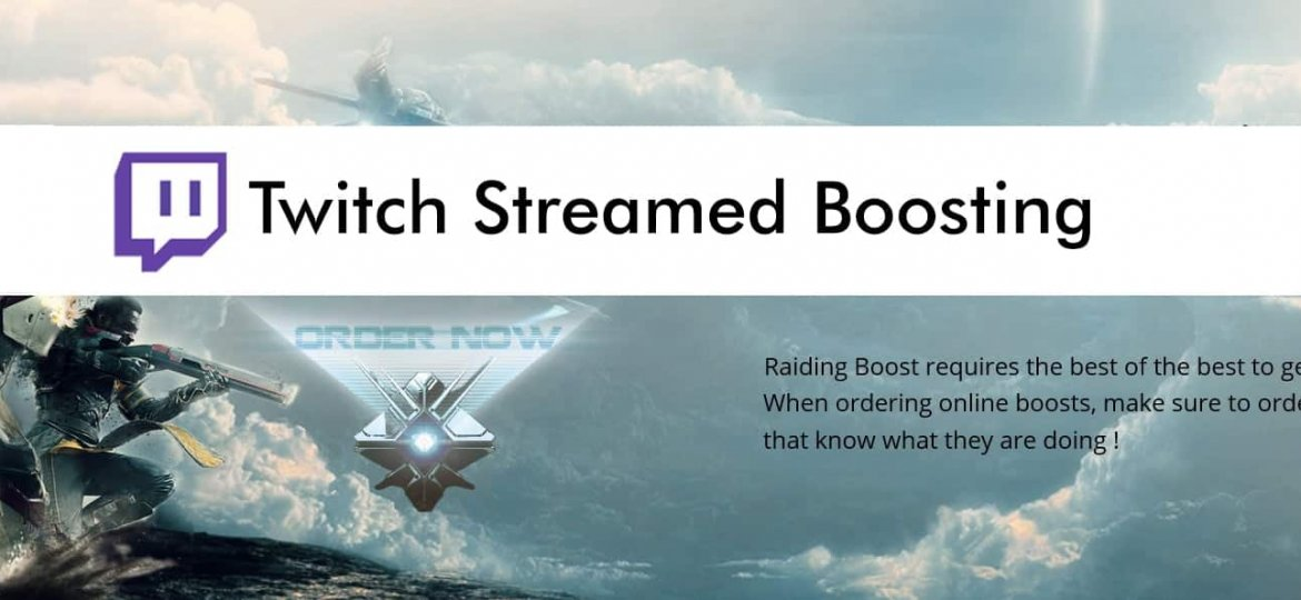 Destiny2raiding.com Raid boost-