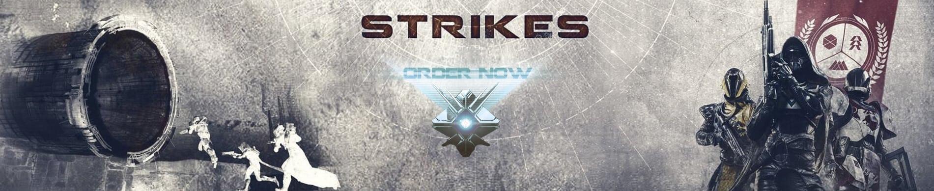 order nightfall strike boost here
