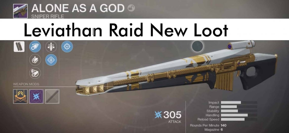 alone as a god featured weapons