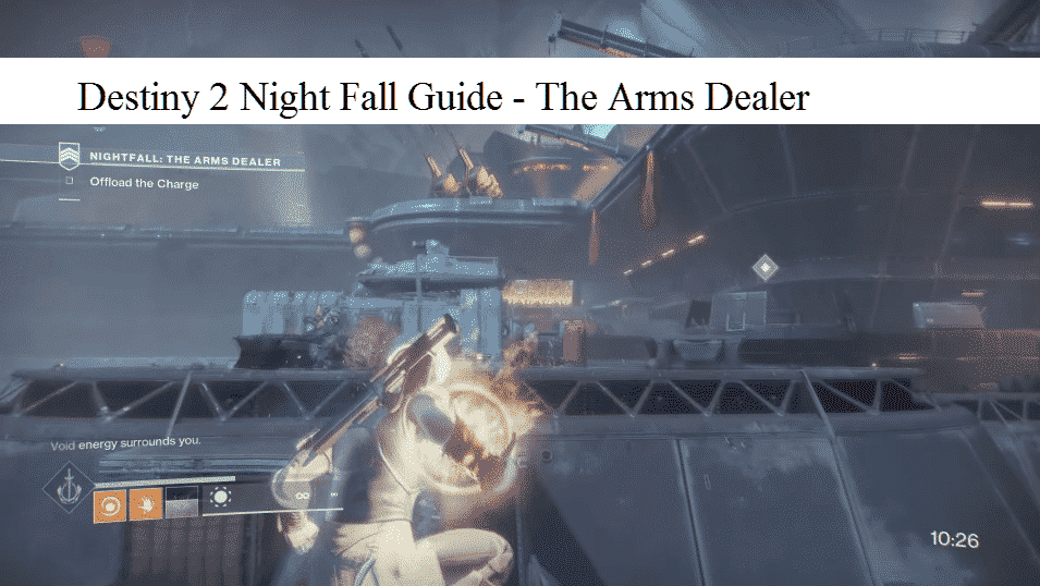 featured image Nightfall