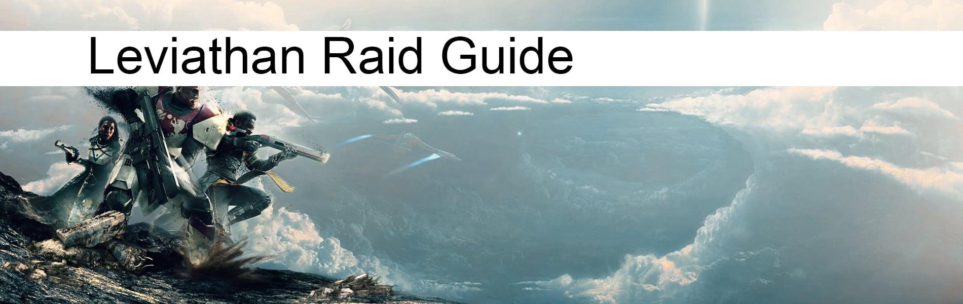 leviathan raid guide