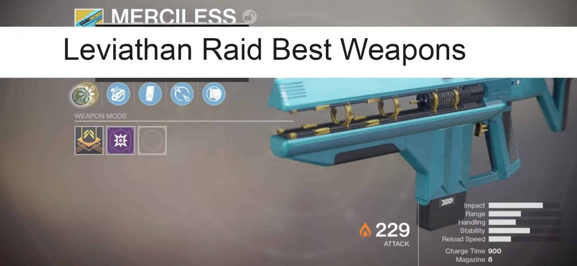 leviathan raid best weapons featured photo-min