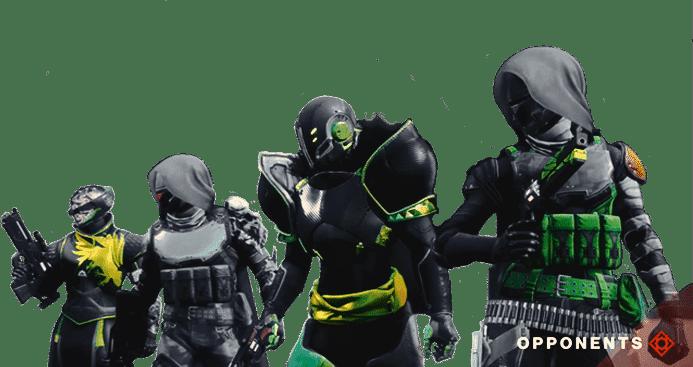 enemy team