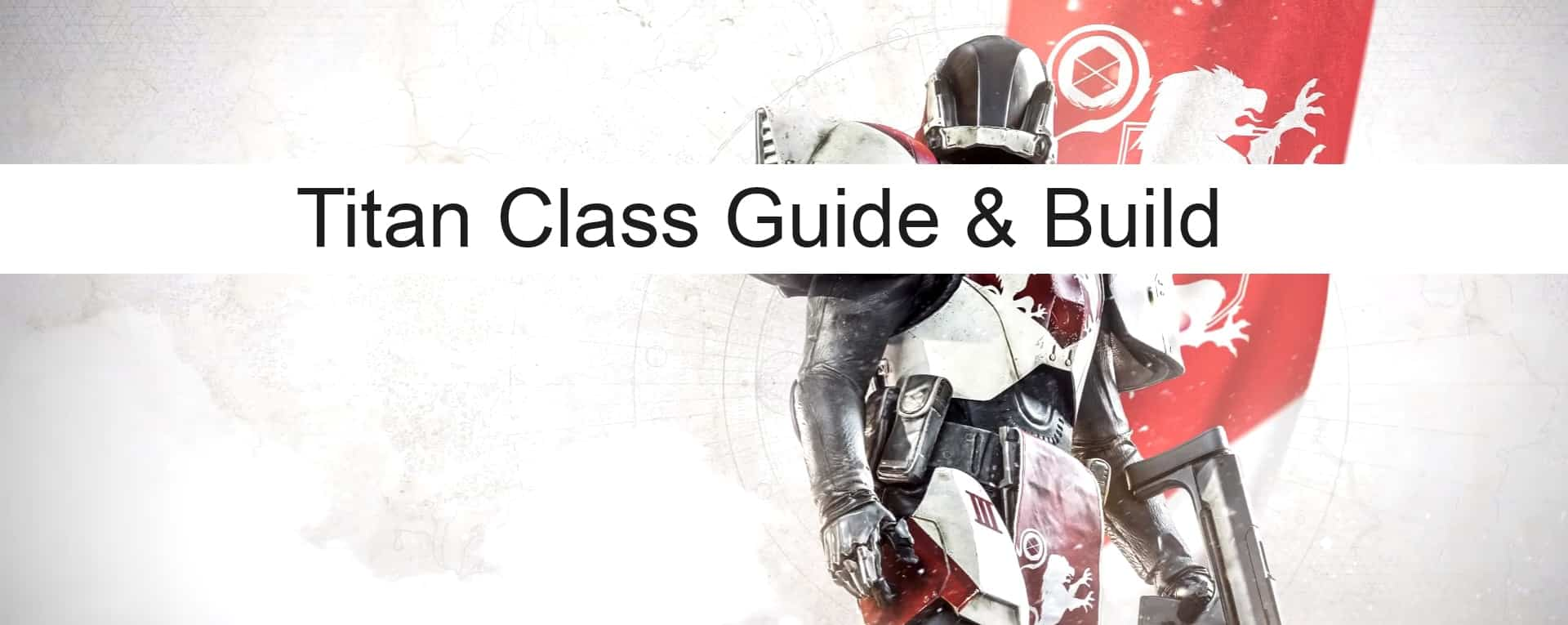 Titan Class guide & build - Destiny 2 Raid Boost & Power Leveling