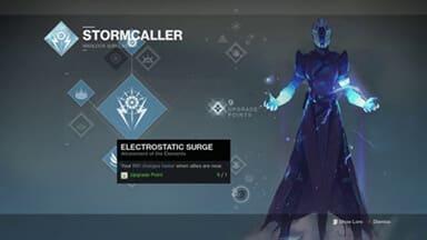warlock storm caller