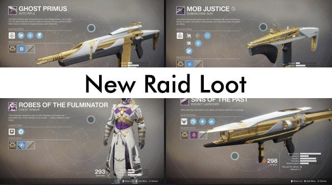 new prestige mode gear