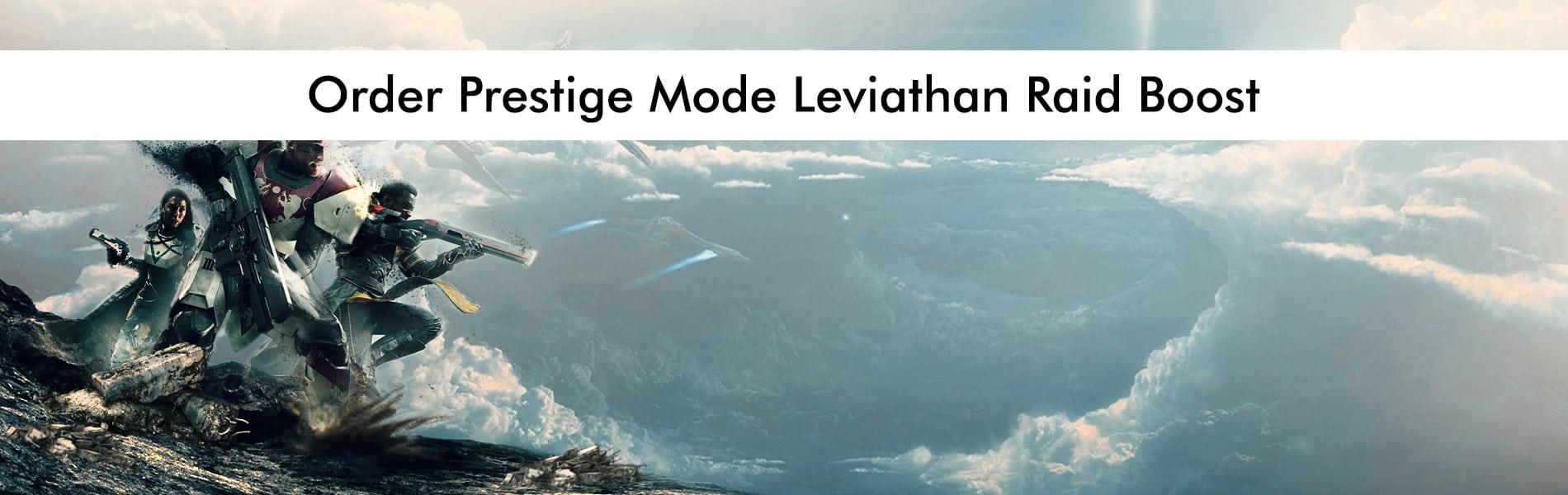 order prestige mode boost