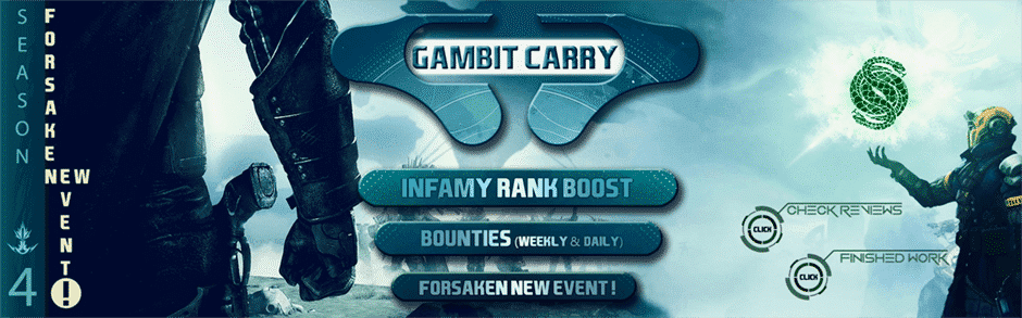 gambit carry service