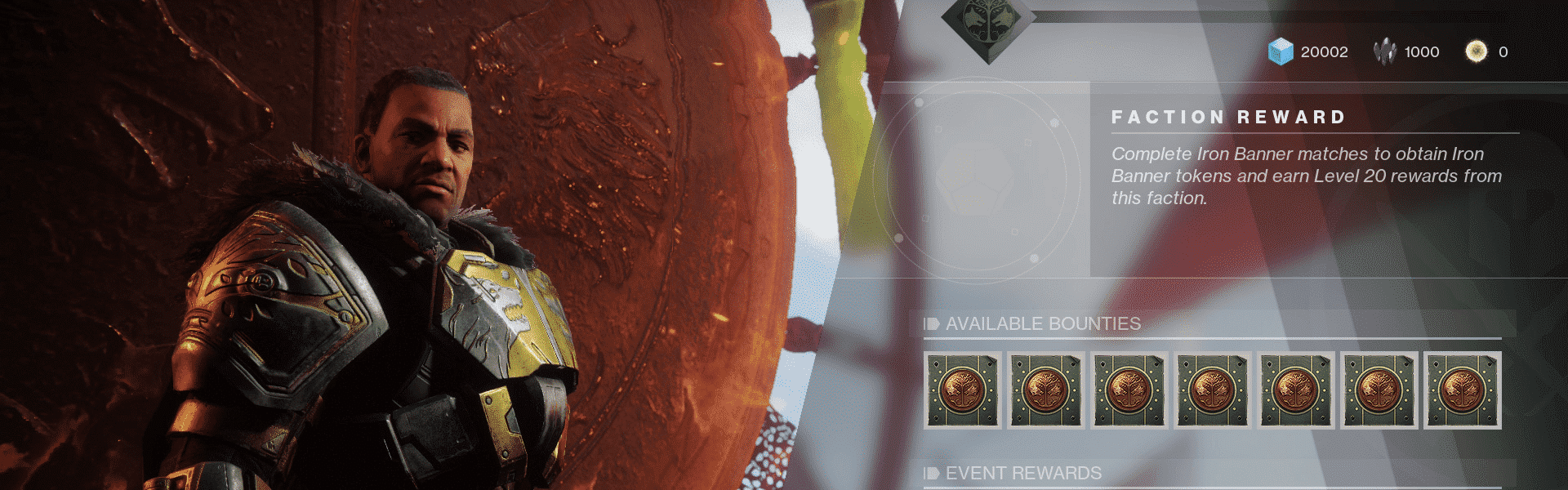 Iron Banner Carry Service