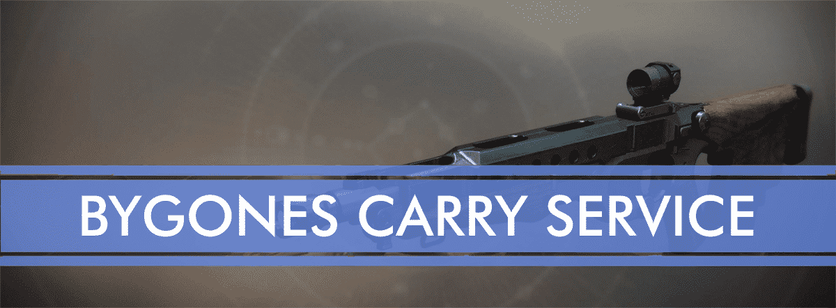 bygones carry service