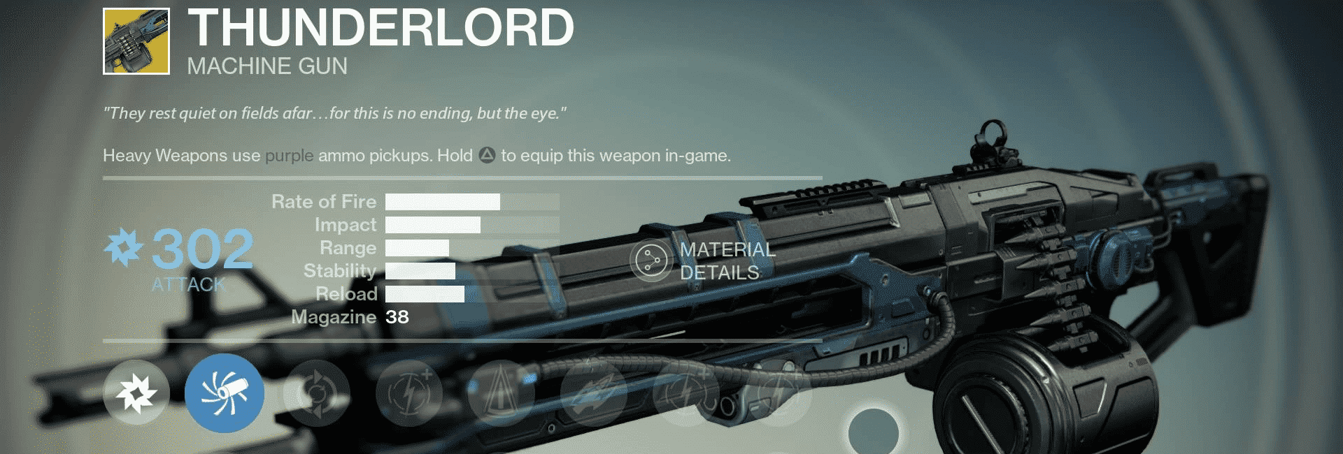 thunderlord carry service