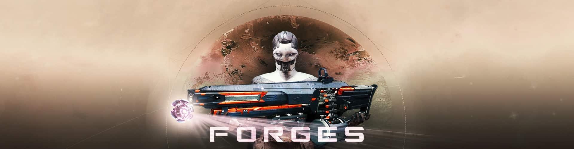 Destiny 2 Forge boosting
