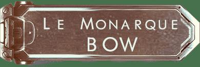 Le Monarque Bow-min