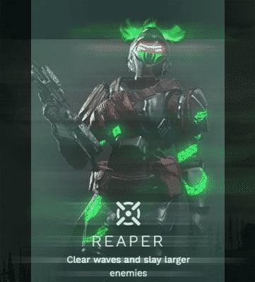 Destiny 2 Reaper Armor