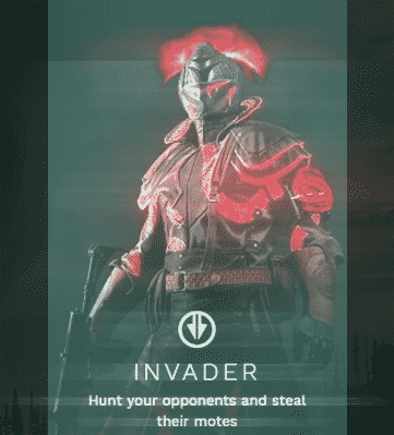 Destiny 2 Invader Armor