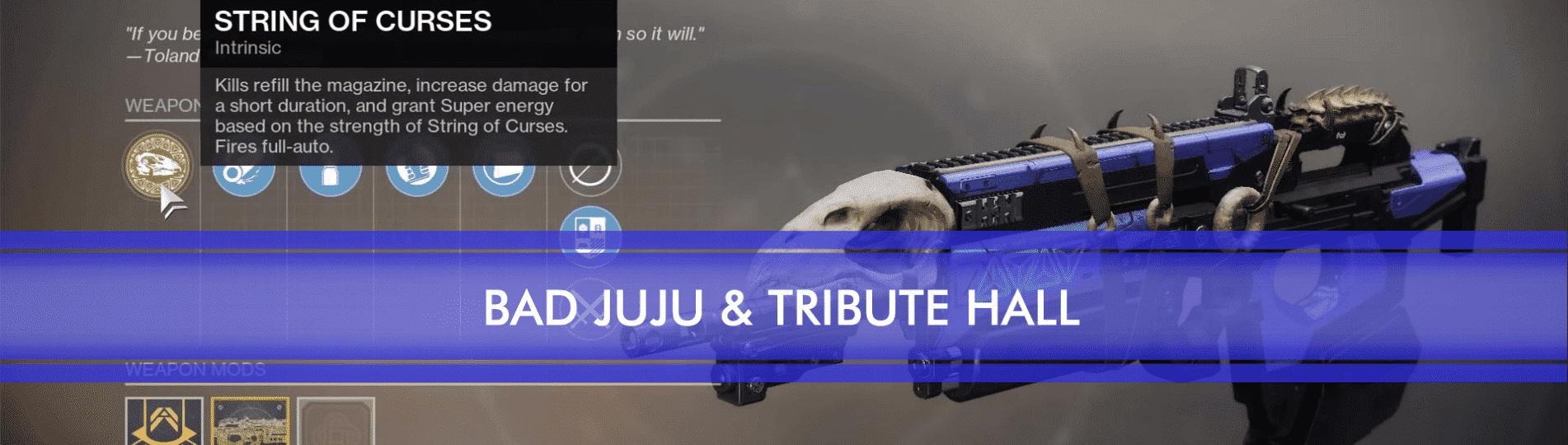 bad juju post image