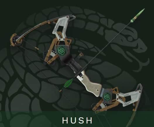 hush bow
