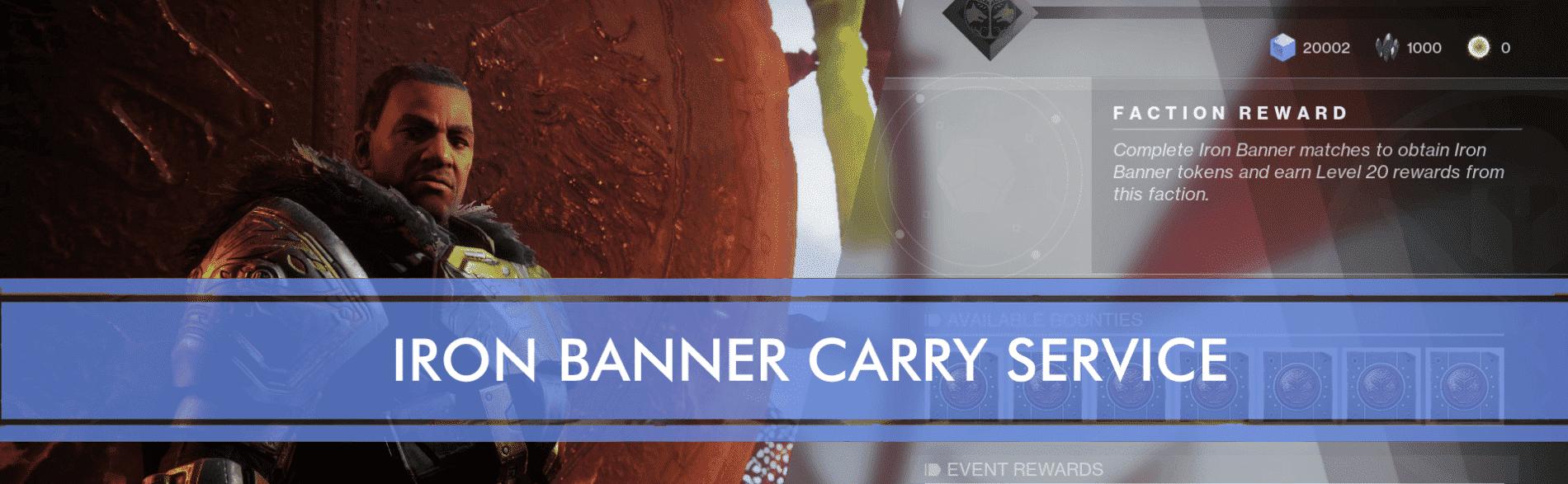 iron banner