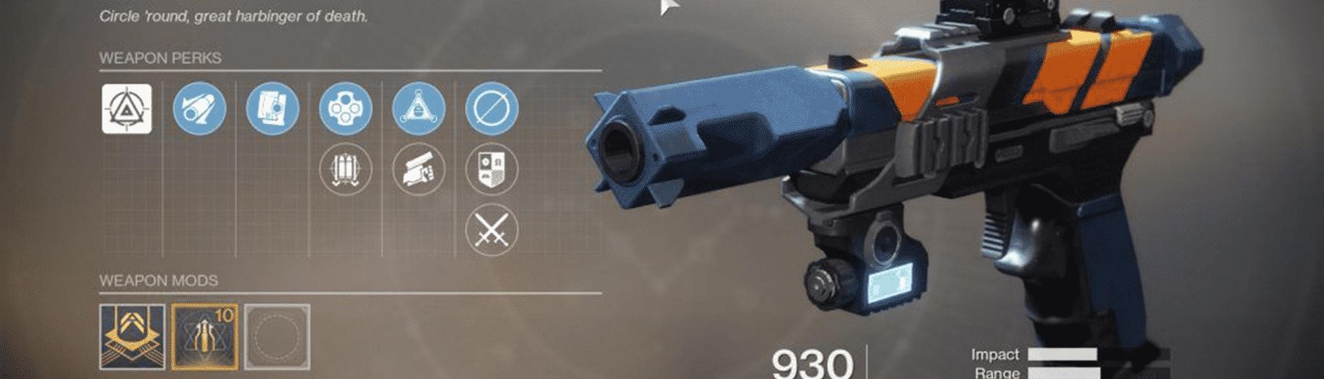 buzzard carryy recov sidearm