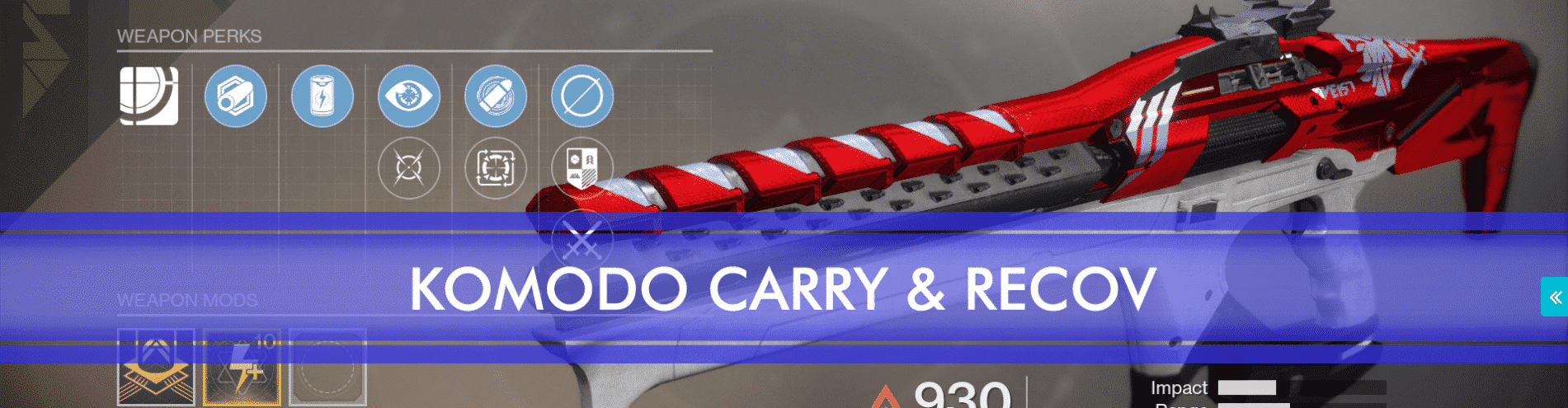 komodo 4fr carry recov img