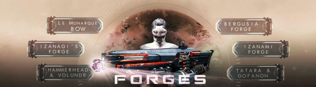 Destiny 2 Forges