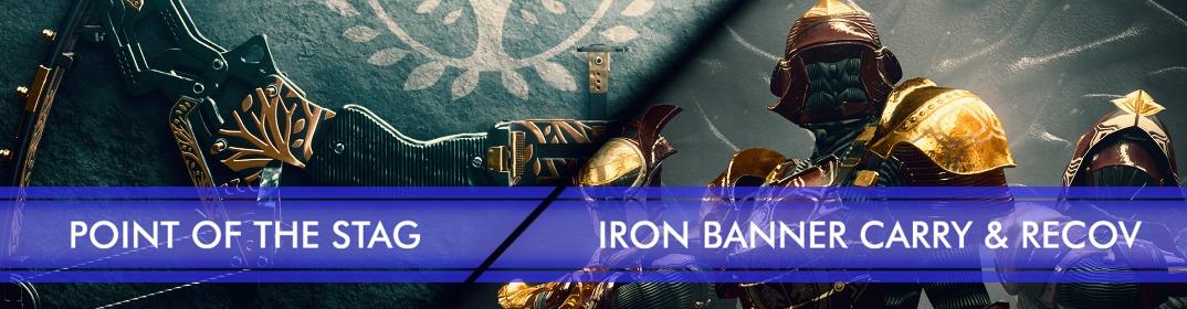 iron bannet season of worthy