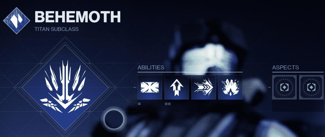 Beyond Light Destiny 2 Abilities