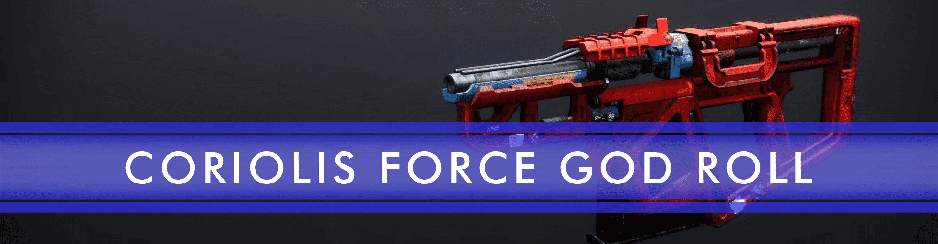 Coriolis Force god roll boost