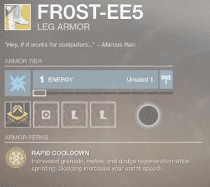 Beyond Light Destiny 2 Frostees