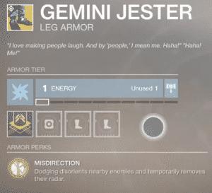 Beyond Light Destiny 2 Gemini