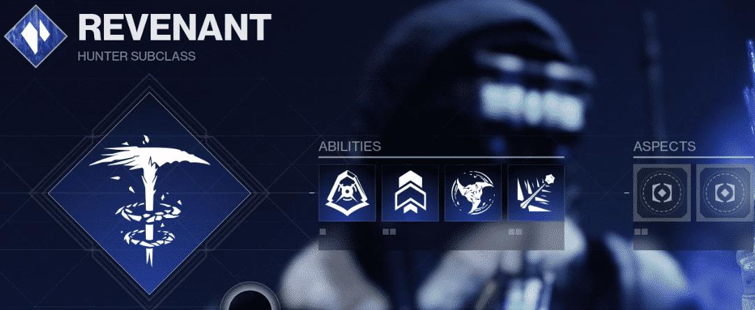 Beyond Light Destiny 2 Hunt Abilities