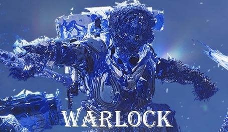 Warlock Beyond Light
