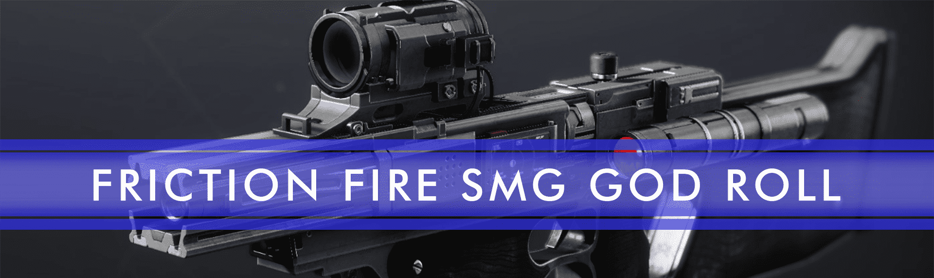 friction fire smg god roll