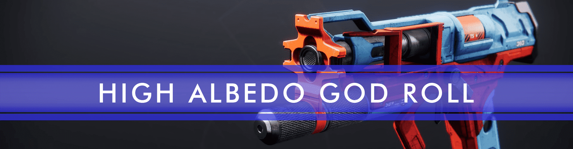 high albedo god roll boost
