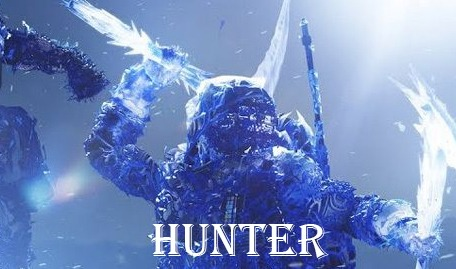 Hunter Beyond Light
