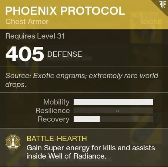 Deep Stone Crypt Phoenix Protocol