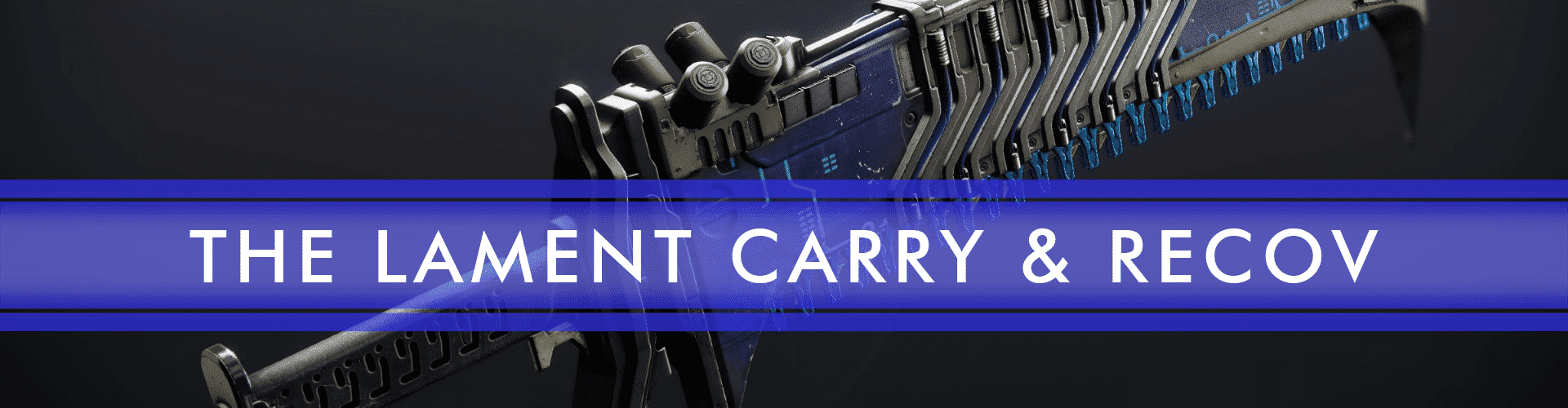 the lament carry recov boost