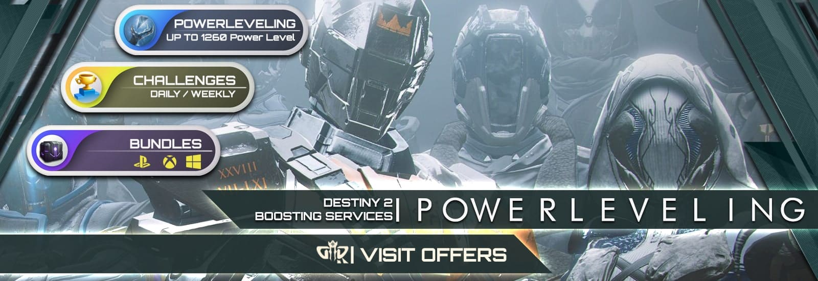 Destiny 2 Beyond Light Power Leveling Boost - Destiny2Raiding-min