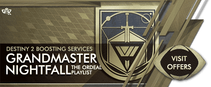 Destiny 2 Grandmaster Nightfall - Boosting services as Carry & Recovs-min