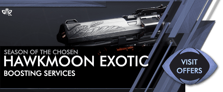 Destiny 2 Season of the Chosen - Hawkmoon Exotic Carry and Recov Boost-min