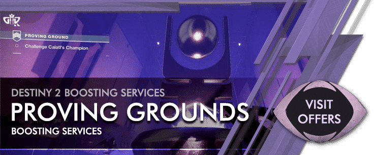 Destiny 2 Season of the Chosen - Proving Grounds Carries