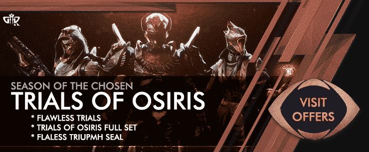 Destiny 2 Season of the Chosen - Trials of Osiris Offers-min