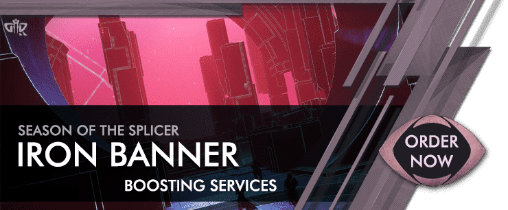 Destiny 2 Boosting - Order Iron Banner-min