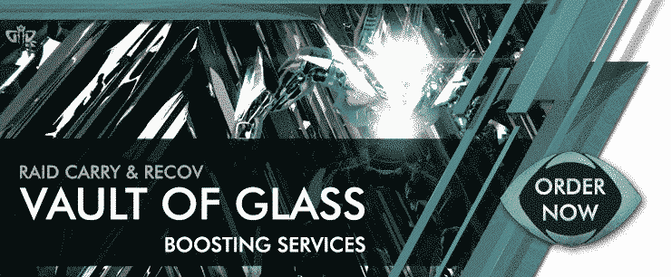 Destiny 2 Boosting - Order Raid Vault of Glass-min