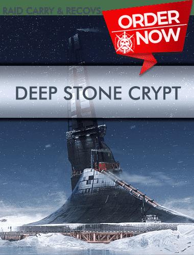 Destiny 2 Raid Carry - Deep Stone Crypt Carries