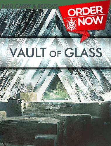 Destiny 2 Raid Carry - Vault of Glass Carries