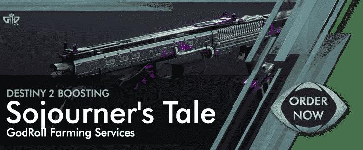 Destiny 2 Boosting - Sojourner's Tale God Roll Order Now